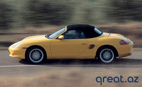Porsche-nin inkişaf tarixi modellərdə (26 foto)