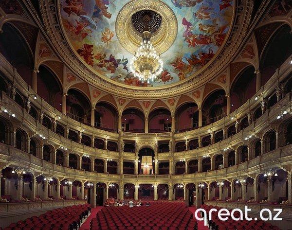 Dünyanın müxtəlif ölkələrində opera teatrları (20 Foto)