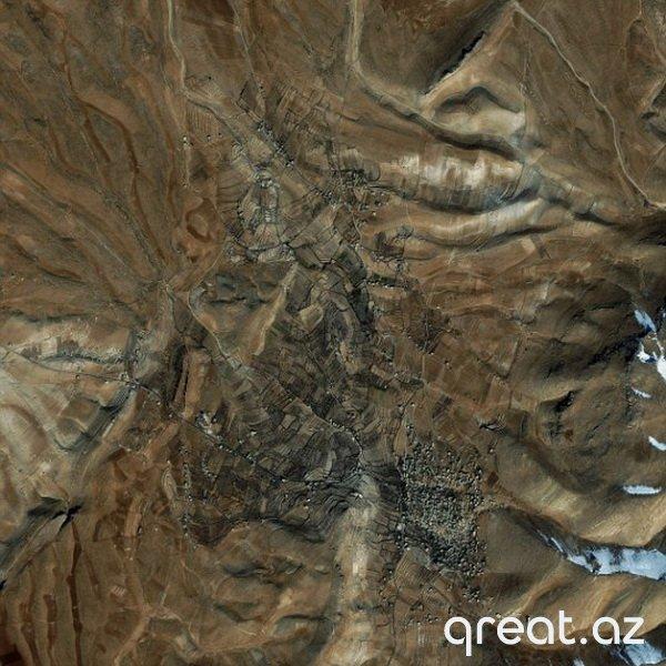 Kosmosdan qədim xarabalıqlar (14 Foto)