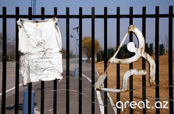 Bütün dünyadan atılmış Olimpiya obyektləri (15 foto)