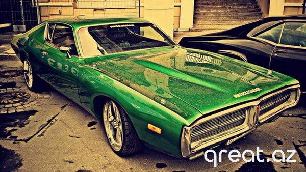 Amerika klassik Avtomobilleri (54 Foto)