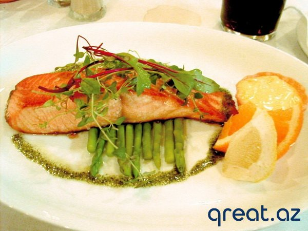 Qızıl balığı hazırlamaq reseptleri