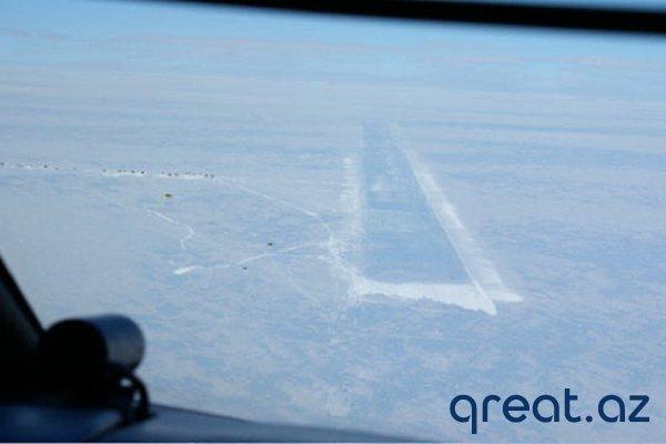 Təbii fəlakətlərlə oynayan Ekstremal aeroportlar (10 Foto)