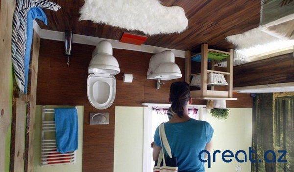 Dünyada ən qeyri-standart evlər  (20 foto)