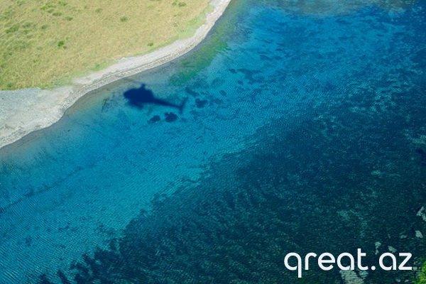 Dünyada ən təmiz göl (8 foto)