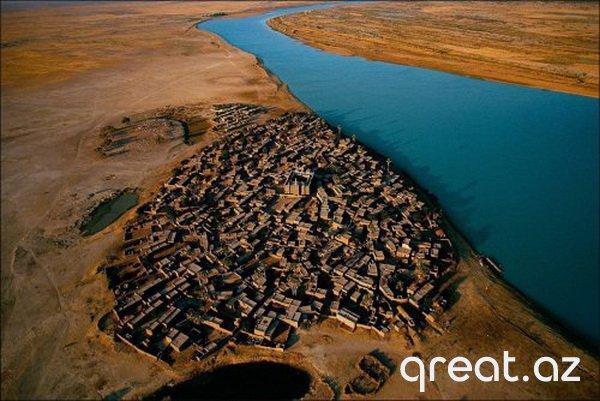 Planetinimizin ən heyrətləndirən kəndləri (12 foto)