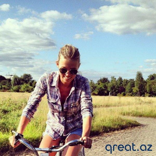Seksual velosipedçi qizlar (60 Foto)