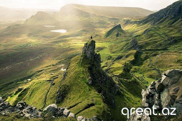 Şotlandiyaya səyahət etməyin səbəbi (24 Foto)