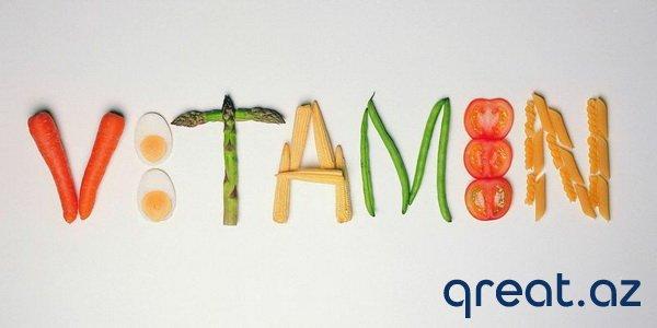 Pəhriz zamanı vitaminlər: Xeyirlisini necə seçmk olar