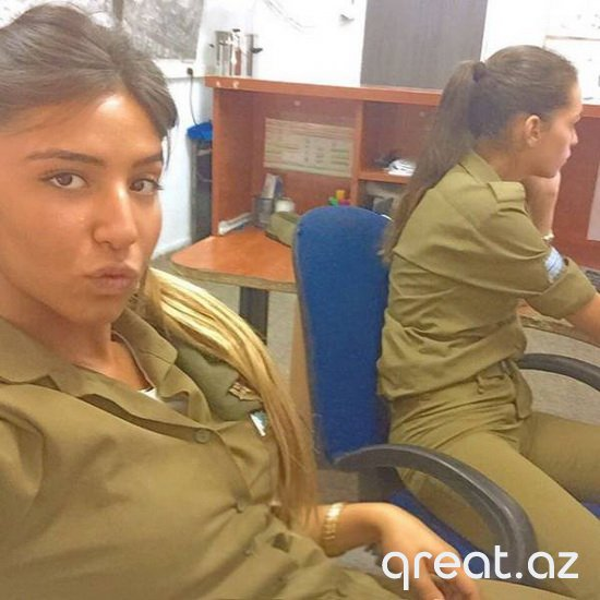 İzrailin seksi hərbçiləri (31 Foto)