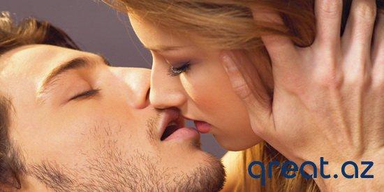 Niyə öpüş zamanı insanlar gözlərini bağlayırlar?
