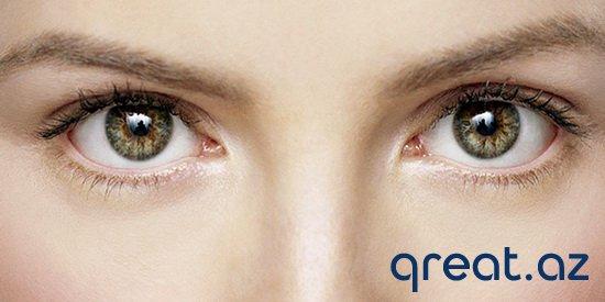 Gözlərin rəngi nədən asılıdır?