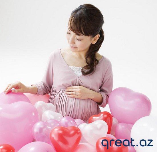 Qadının orqanizminə hamiləliyin təsiri