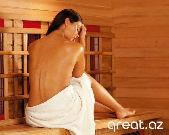 İnfra-qırmızı sauna: istifadə qaydaları