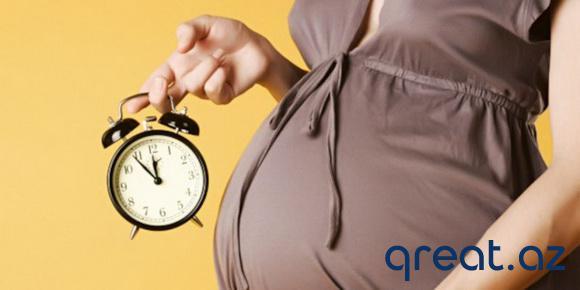 Hansı müddətdə hamiləlik sona çatmış hesab edilir