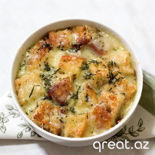 Fransızsayağı Soğan şorbası resepti