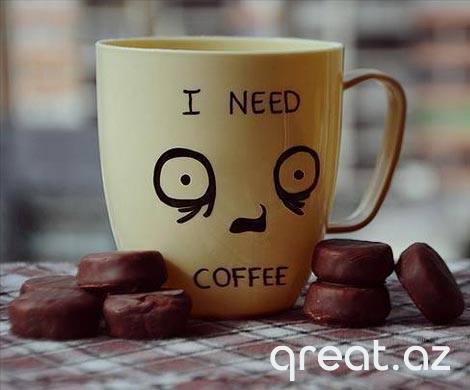 Kofeinin xeyri və ziyanı