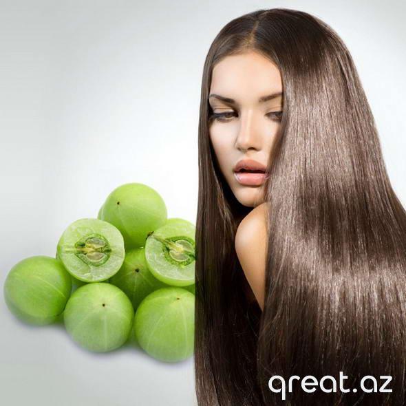 Saçlar üçün amla yağı nə qədər faydalıdır?