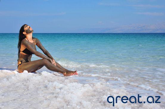 Ölü dənizin palçıqları nə qədər faydalıdır?