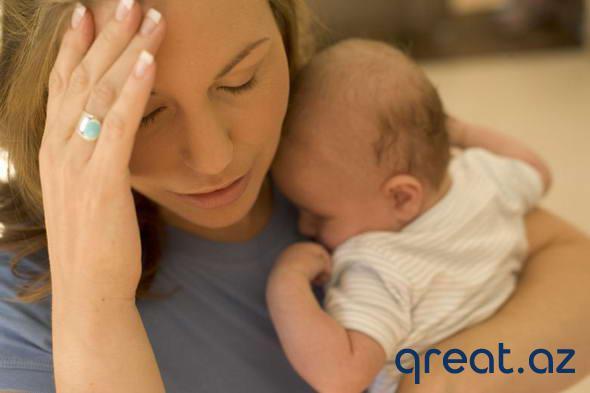 Doğumdan sonrakı depressiyanın öhdəsindən gəlmək yolları