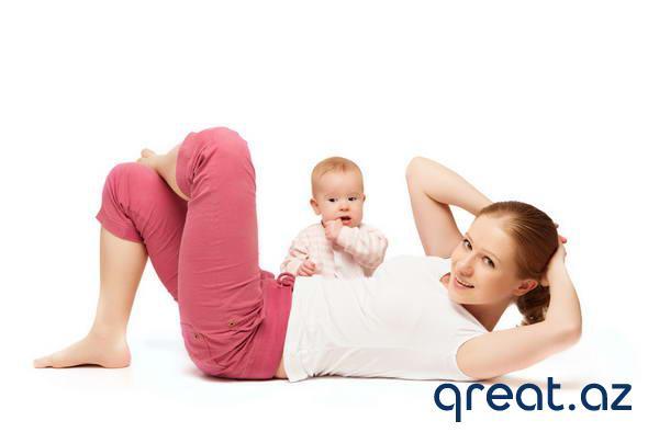 Çəkinin normallaşması üçün doğuşdan sonra qidalanmanın rasionu