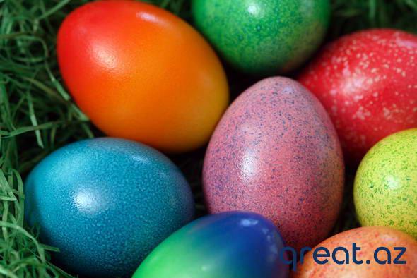 Yumurtaların rənglənməsi üzrə  faydalı məsləhətlər