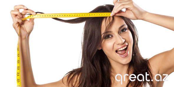 Saçların böyüməsini sürətləndirmək üçün: 3 resept