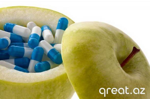 Hansı vitaminlər kişi orqanizminə lazımdır?
