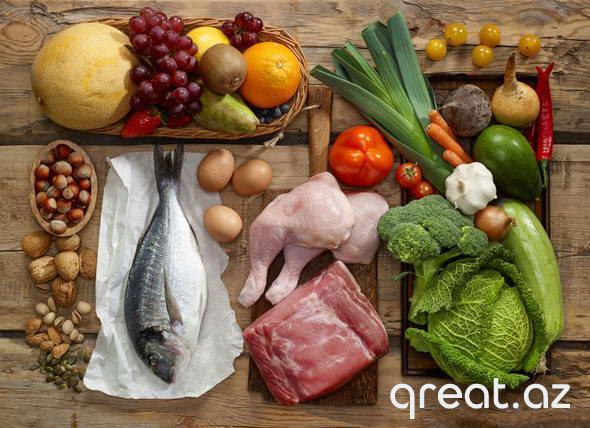 Düzgün qidalanma: yeməyin köməyi ilə arıqlayırıq
