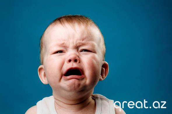 Niyə uşaq ağlayır?