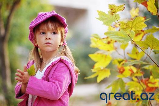 Uşaqların gözəl şəkilləri - foto