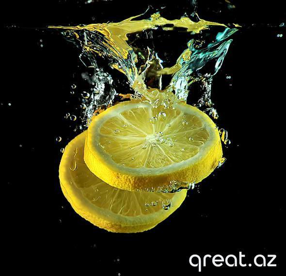 Orqanizm üçün limonun 5 faydalı xüsusiyyəti