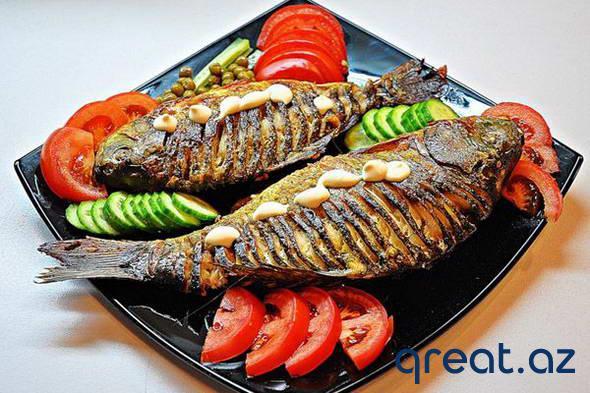 Tavada balığı düzgün qızartmağ resepti