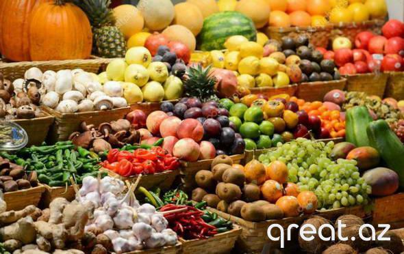 Bazarda meyvələri düzgün seçmək