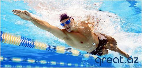 5 səbəb hovuza getmək üçün