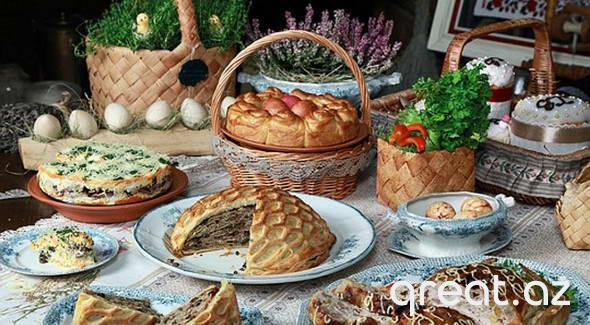 Özbək kurniki. Sadə resept.
