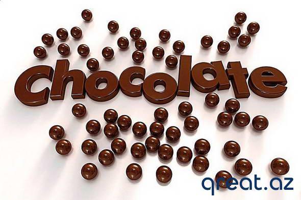Şokolad haqqında maraqlı faktlar