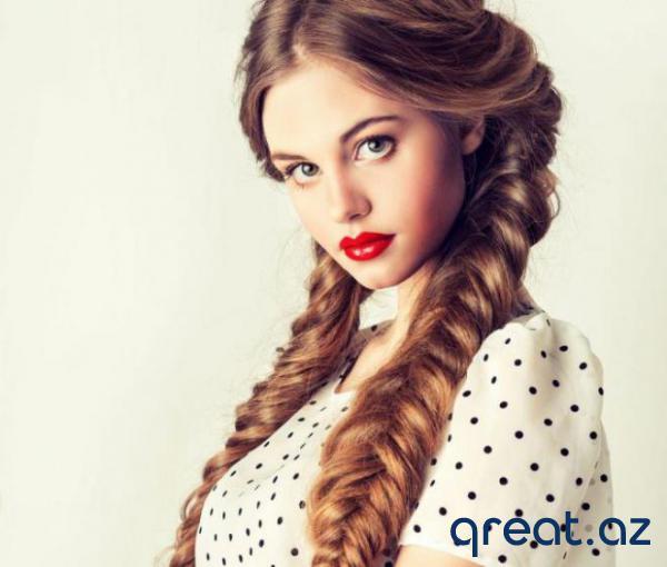 Ev şəraitində saçları sürətli uzatmağ
