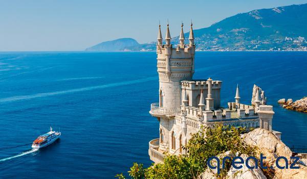 Yalta şəhərinin məşhur yerlərinin siyahısı