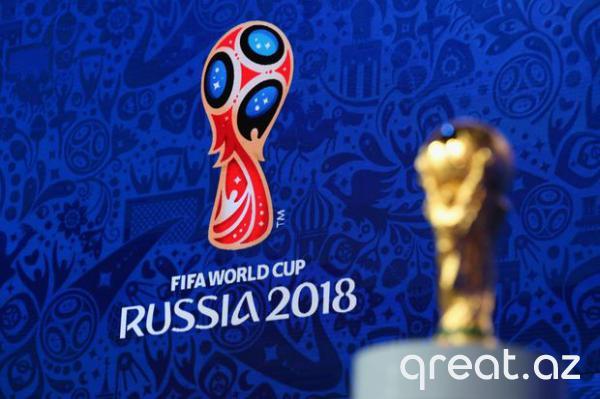 Dünya Çempionatı-2018-in püşkü atıldı – QRUPLAR