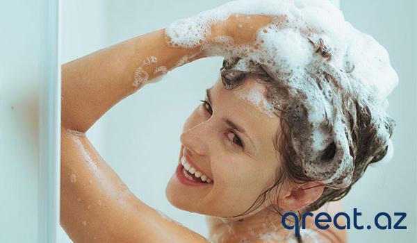 Başın düzgün yuyulması: necə saçları tez-tez yumaq lazımdır?