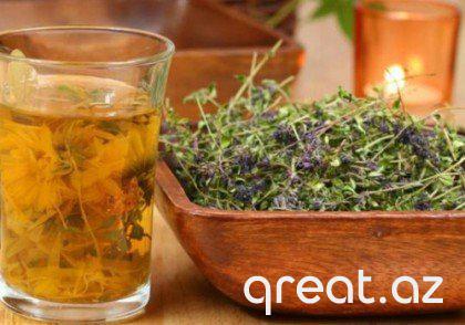 Kəklikotu çayı. Dadlı və faydalı
