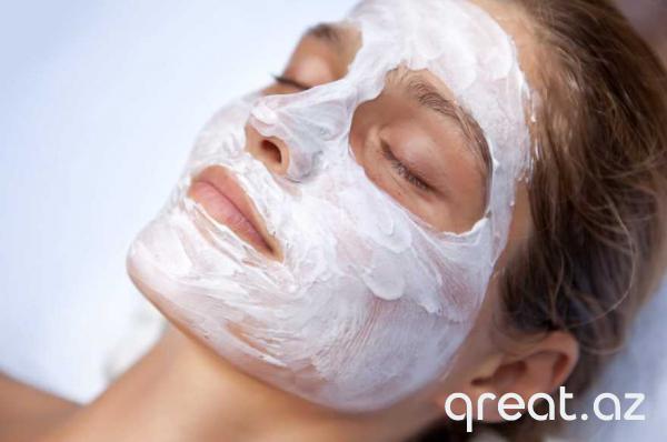 Xama və aloe maskası: hava küləkli dəri üçün təcili yardım