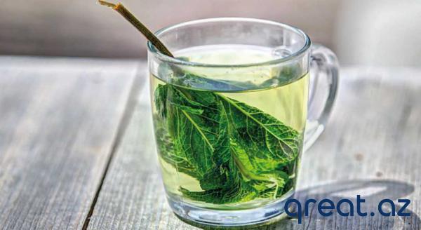 Niyə yaşıl çay kilo vermək üçün ən yaxşı içkidir