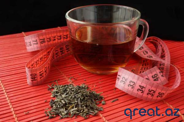 Tez arıqlamaq üçün çayı necə  düzgün içməli