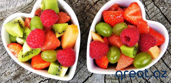 Dünyada populyarlıq qazanan 5 ekzotik diyet